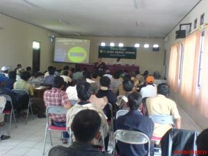 Training Produk Nasa di Sampit